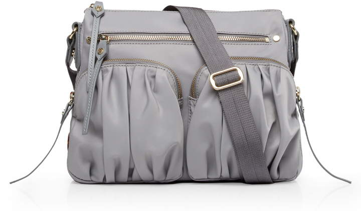 1614927ea89049 MZ Wallace Gray Handbags - ShopStyle