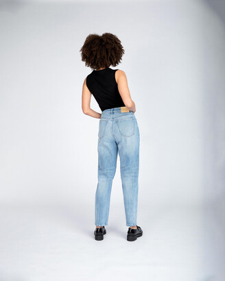Neuw Women's Blue Straight - Stella Tapered - Size One Size, 29 at The Iconic