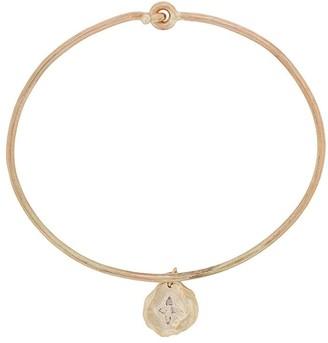 Pascale Monvoisin 9kt yellow gold HAYETT bracelet