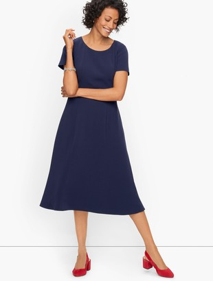 Talbots Easy Travel Dress
