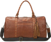 Patricia Nash Woven Milano Extra-Large Weekender