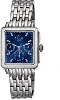 Gv2 Bari Multi Function Women's Diamond Dial Swiss Quartz Watch