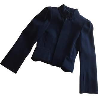 A.F.Vandevorst Af Vandevorst Black Wool Jacket for Women