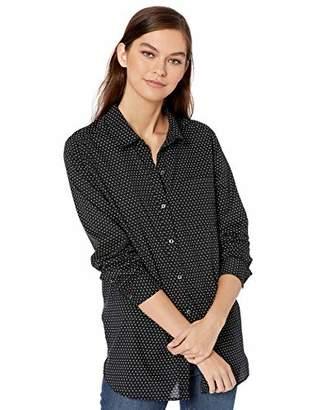 Goodthreads Lightweight Poplin Long-sleeve Button-front ShirtXL