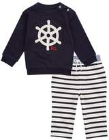 Polo Ralph Lauren Anchor Top and Trouser Set