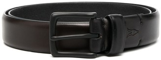 AllSaints Hendley buckle belt