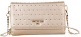 Nicole Lee Women's Adair Pin-Dot Studded Clutch Wallet