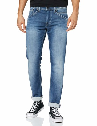 Pepe Jeans Men's Track Straight Jeans