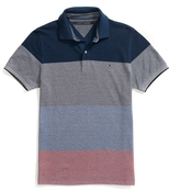 Tommy Hilfiger Slim Fit Pieced Polo