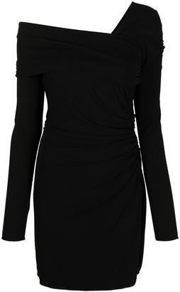 Emilio Pucci Asymmetric Fitted Dress