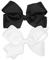 Copper Key Medium Grosgrain Bows 2-Pack