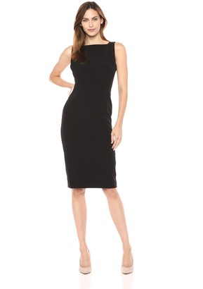 Maggy London Women's Dream Crepe Cocktail Sheath with 2 Way Back Zipper