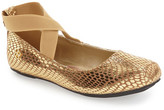 Jessica Simpson Madison Flat (Little Kid)