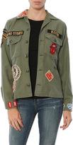 MadeWorn Rolling Stones 1975 Jacket