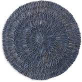 Juliska Straw Loop Blue Placemat