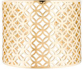 Catherine Malandrino Lattice Cuff Bracelet