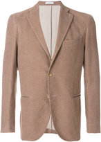 Boglioli chest pocket blazer - men - Cotton/Acetate/Cupro - 48