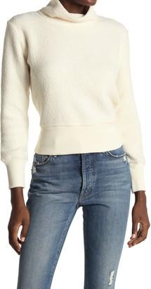 Madewell Terry Mock Neck Sweatshirt