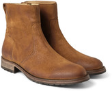 Belstaff - Attwell Suede Boots
