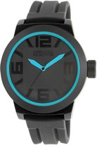 Kenneth Cole Reaction Men's Reaction RK1234 Silicone Analog Quartz Watch