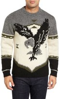 Woolrich Outdoor Motif Sweater