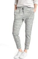 Gap Stud logo ankle joggers