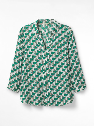 White Stuff Periwinkle Shirt