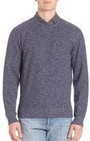 Brunello Cucinelli Heathered Felpa Sweatshirt