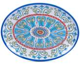 Certified International Melamine Tuscany Oval Platter