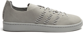 ADIDAS ORIGINALS BY WINGS + HORNS Campus low-top leather trainers