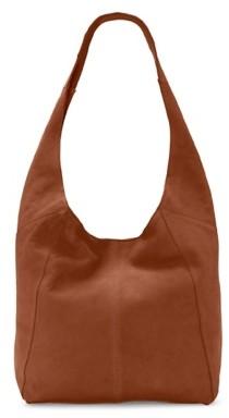 Lucky Brand Patti Leather Hobo Bag