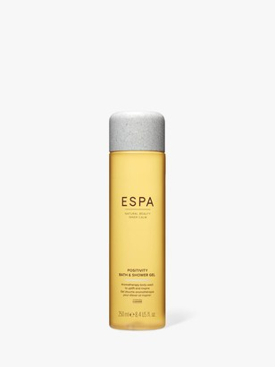 Espa Positivity Bath & Shower Gel, 250ml