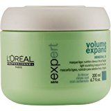 L'Oreal Expert Serie Volume Expand Masque Unisex Masque by L'Oreal, 6.7 Ounce