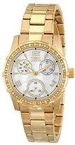 "Invicta Women's 16121 ""Angel"" Analog Quartz Gold Dress Watch"