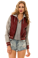 Obey The Varsity Lover Jacket