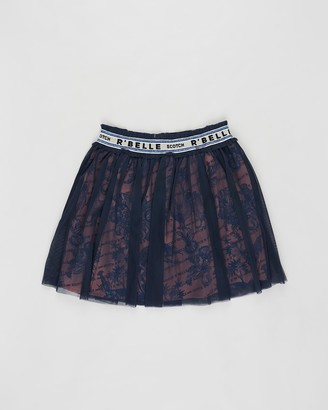 Scotch R'Belle Tulle Layered Skirt