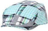 Crazy 8 Faux Patchwork Plaid Cap