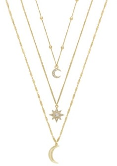 Ettika Night Sky Necklace Set