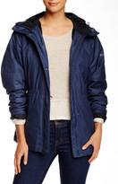 Columbia Polar Plus Faux Fur Trim Jacket