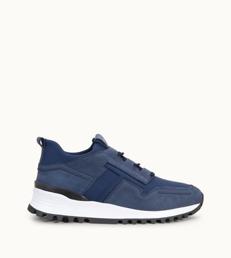 Tod's Sneakers in Scuba Effect Fabric