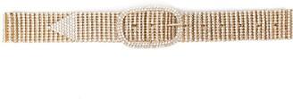 B-Low the Belt Sophie crystal belt
