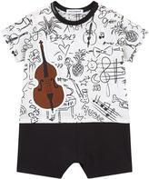Dolce & Gabbana Graphic shortall - Jazz