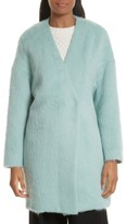 Milly Women's Helen Alpaca & Wool Coat