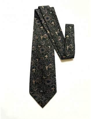 Burberry \N Green Silk Ties