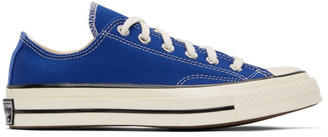 Converse Blue Seasonal Color Chuck 70 OX Sneakers