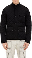 Ralph Lauren Black Label MEN'S QUILTED DRIVER JACKET-BLACK SIZE M