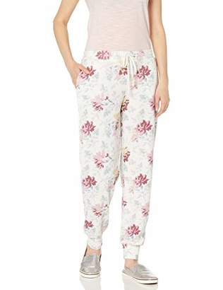 Lucky Brand Women's Floral Jogger Pant