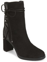 Johnston & Murphy Women's Adley Ankle Wrap Boot