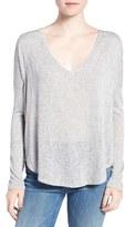 Rails Women's 'Aden' Slub Knit Pullover