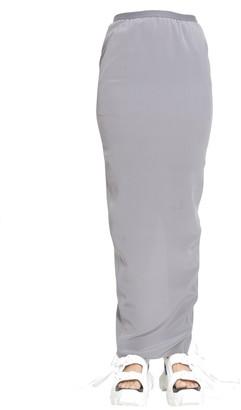 Rick Owens Long Tube Skirt